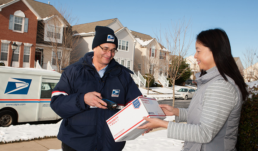usps delivery at home - Absolunet eCommerce Trends